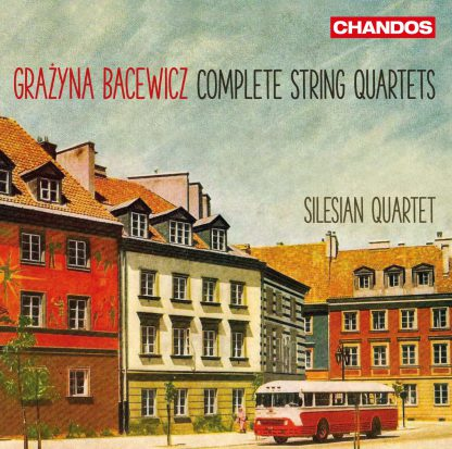 Photo No.1 of Grazyna Bacewicz: Complete String Quartets