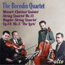 Photo No.1 of Borodin Quartet play Haydn & Mozart favourites