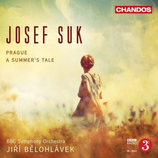 Photo No.1 of Josef Suk: Prague & Summers Tale (Orchestral Works)