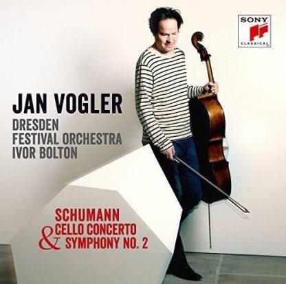 Photo No.1 of Schumann: Schumann: Cello Concerto & Symphony No. 2