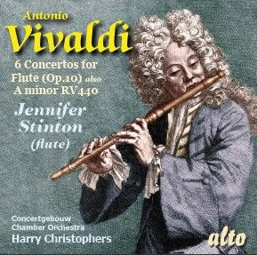Photo No.1 of Vivaldi - Flute Concertos