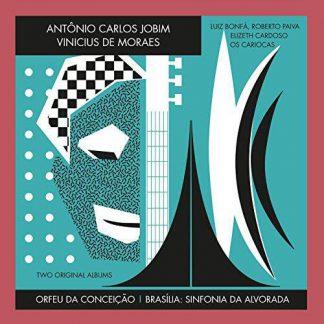 Photo No.1 of Jobim: Orfeu Da Conceicao, Brasilia Sinfonia da Alvorada