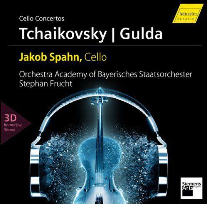 Photo No.1 of Tchaikowsky & Gulda: Cello Concertos