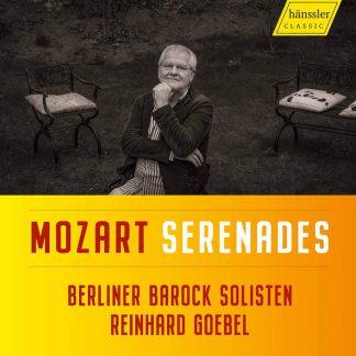 Photo No.1 of Wolfgang Amadeus Mozart:Serenades