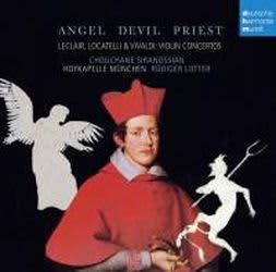 Photo No.1 of Leclair, Locatelli & Vivaldi Concertos