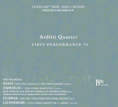 Photo No.1 of Arditti Quartet - First Performance 6