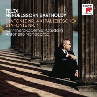 Photo No.1 of Mendelssohn: Symphonies Nos. 1 & 4