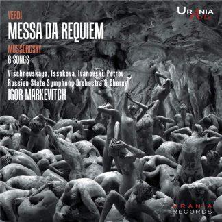 Photo No.1 of Giuseppe Verdi: Messa da Requiem - Mussorgsky: 6 Songs