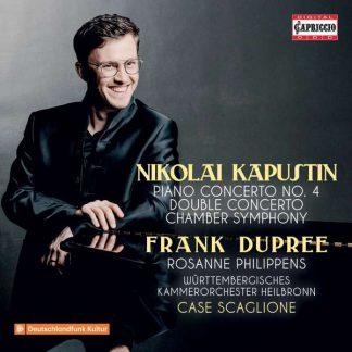 Photo No.1 of Nikolai Kapustin: Piano Concerto 4