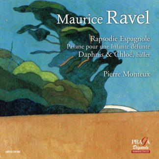 Photo No.1 of Maurice Ravel: Rapsodie Espagnole, Pavane, Daphnis & Chloe