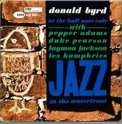 Photo No.1 of Donald Byrd – At The Half Note Cafe Volume 1