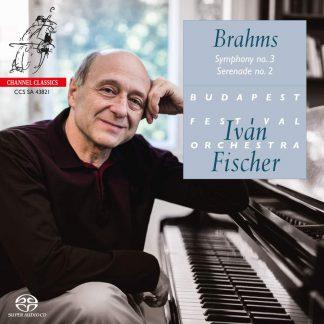 Photo No.1 of Johannes Brahms: Symphony No. 3 & Serenade No. 2