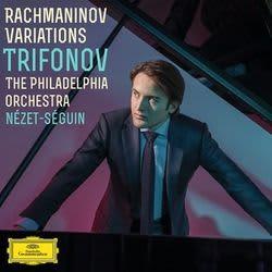 Photo No.1 of DANIIL TRIFONOV plays SERGEI RACHMANINOV VARIATIONS