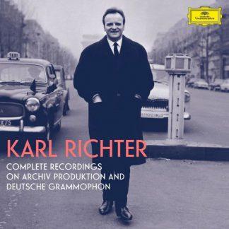 Photo No.1 of Karl Richter: Complete Recordings On Archiv Produktion & Deutsche Grammophon