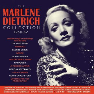 Photo No.1 of Marlene Dietrich: Collection 1930 - 1962