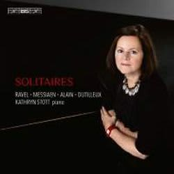 Photo No.1 of Solitaires – French works for solo piano