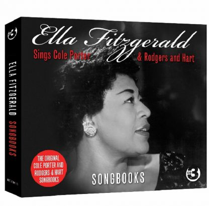 Photo No.1 of Ella Fitzgerald: Sings Cole Porter And Rodgers & Hart - Songbooks