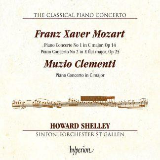 Photo No.1 of Mozart & Clementi: Piano Concertos