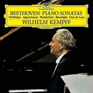 Photo No.1 of Beethoven: Piano Sonatas Nos. 8, 14 & 23 - Vinyl Edition