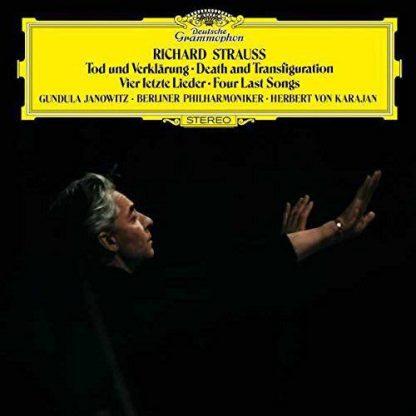 Photo No.1 of Strauss: Tod und Verklärung & Vier letzte Lieder - Vinyl Edition
