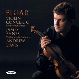 Photo No.1 of Edward Elgar: Violin Concerto & Serenade for Strings