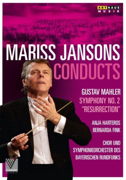 Photo No.1 of Gustav Mahler: Symphony No.2 - Mariss Jansons