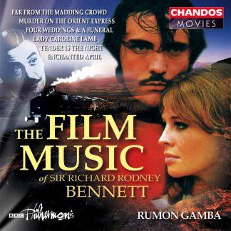 Photo No.1 of The Film Music of Sir Richard Rodney Bennett