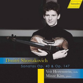 Photo No.1 of Dmitri Shostakovich: Sonatas 40 & 147