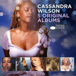 Photo No.1 of Cassandra Wilson: 5 Original Albums