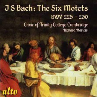 Photo No.1 of Johann Sebastian Bach: Motets, BWV225-230