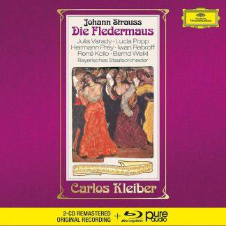 Photo No.1 of Strauss Johann: Die Fiedermaus