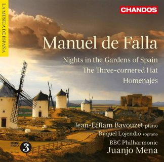 Photo No.1 of Manuel de Falla: Works for Stage and Concert Hall