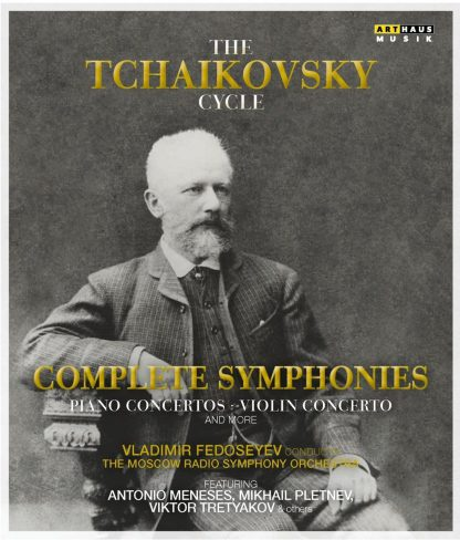 Photo No.1 of The Tchaikovsky Cycle