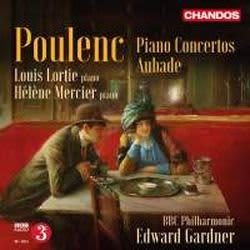 Photo No.1 of Poulenc: Piano Concertos & Aubade