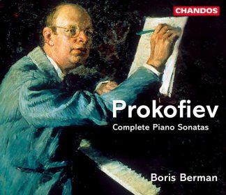 Photo No.1 of Sergey Prokofiev: Complete Piano Sonatas