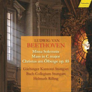 Photo No.1 of Beethoven: Missa Solemnis, Mass in C Major etc