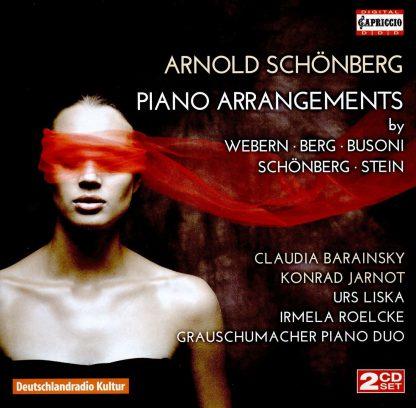 Photo No.1 of Schoenberg: Piano Arrangements