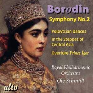 Photo No.1 of Borodin: Symphony No. 2 in B minor