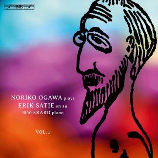 Photo No.1 of Ogawa plays Satie on an Erard piano Vol. 1