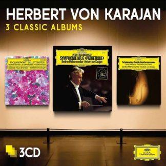Photo No.1 of Herbert von Karajan - 3 Classic Albums - Limited Edition