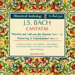 Photo No.1 of J.S. Bach: Cantatas