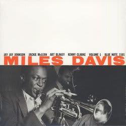 Photo No.1 of Miles Davis - Volume 1