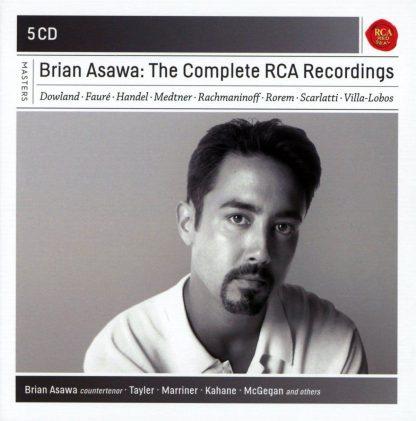 Photo No.1 of Brian Asawa: The Complete RCA Recordings