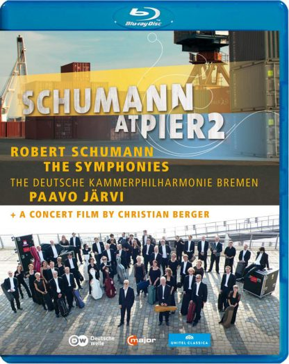 Photo No.1 of Schumann at Pier2: The Symphonies