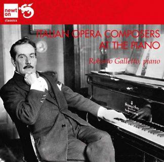 Photo No.1 of Italian Opera Composers At The Piano