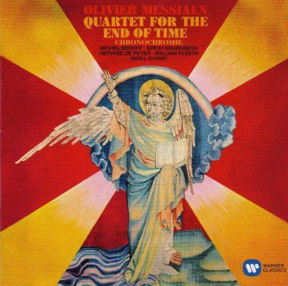 Photo No.1 of Messiaen: Quartet for the End of Time