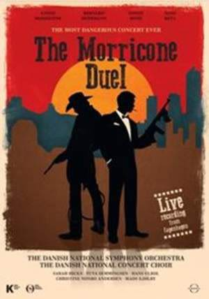 Photo No.1 of The Morricone Duel (The most dangerous concert ever) (DVD)