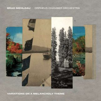 Photo No.1 of Brad Mehldau & Orpheus Chamber Orchestra: Variations On A Melancholy Theme