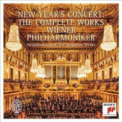 Photo No.1 of New Year's Concert: The Complete Works