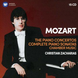 Photo No.1 of Mozart: The Piano Concertos, Complete Piano Sonatas & Chamber Music